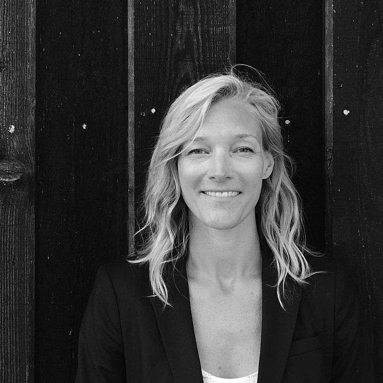 Creative partner Janina Zerbe