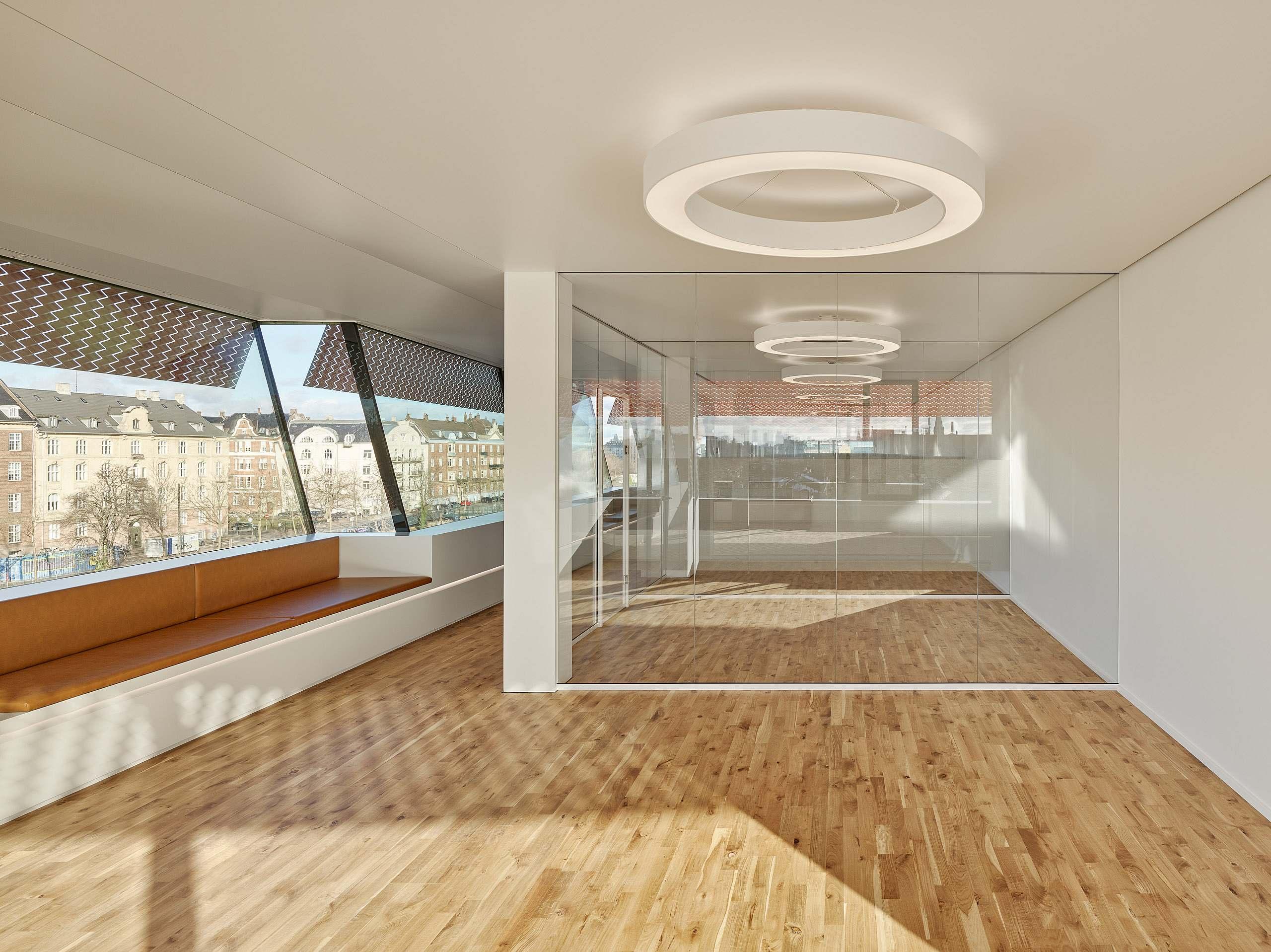 space planning af kontor og mødelokaler