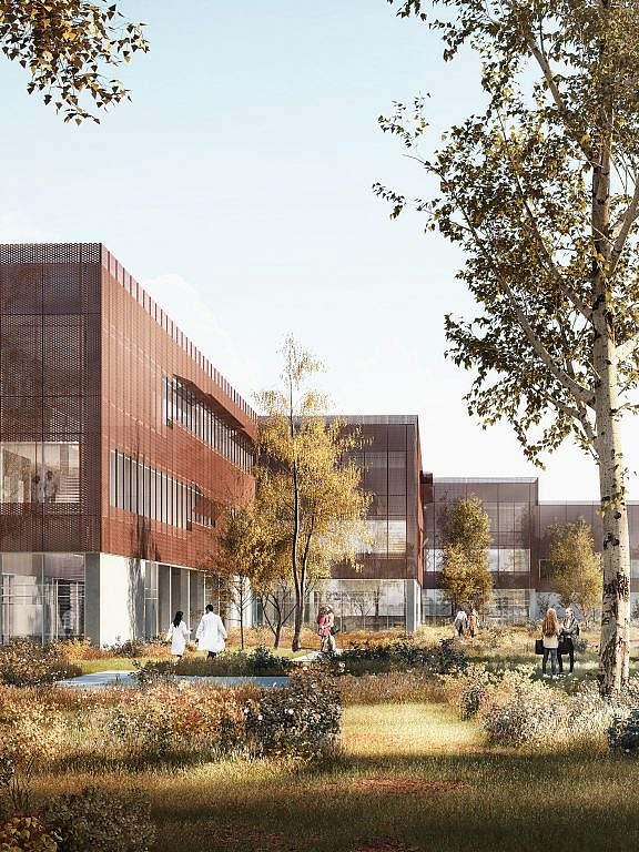 SUND - Arkitektur i pagt med naturen SUND Odense