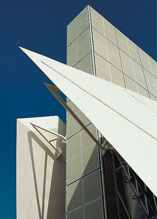 Danish Pavilion Facade