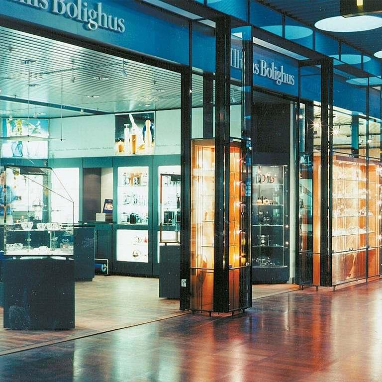 Flughafen Kopenhagen - Geschäft