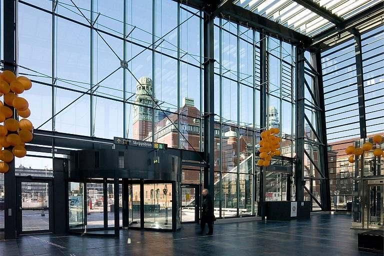 Malmø-Centralstation-Interior