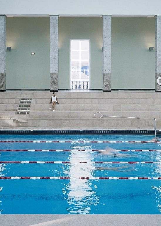 Schwimmbad Øbro Hallen