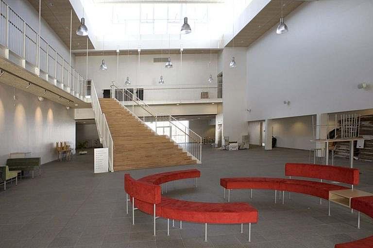 Vildbjerg Skole - Stairs